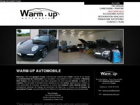 Garage Carrosserie Troyes, Warm-up,...