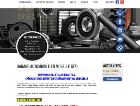 Garage automobile, installation taximètre ...