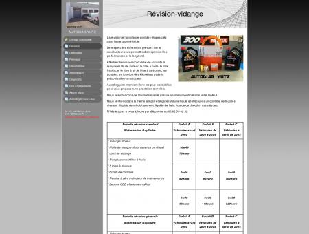 Révision - www.autodiag-yutz.fr - Garage...