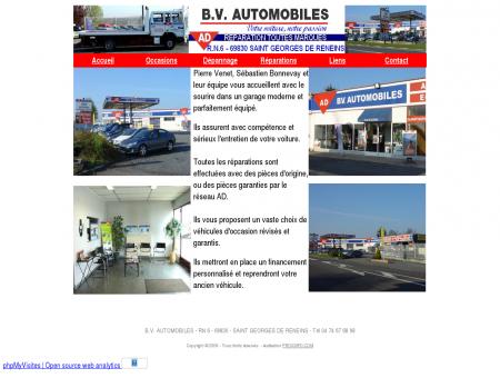 BV Automobiles Garage AD à Saint Georges...