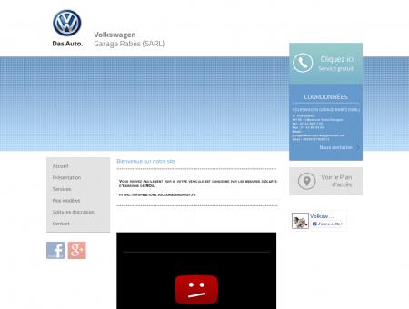 Volkswagen 94 - 91 - VOLKSWAGEN GARAGE...