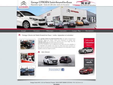 Garage Citroën de Saint-Amand-les-Eaux