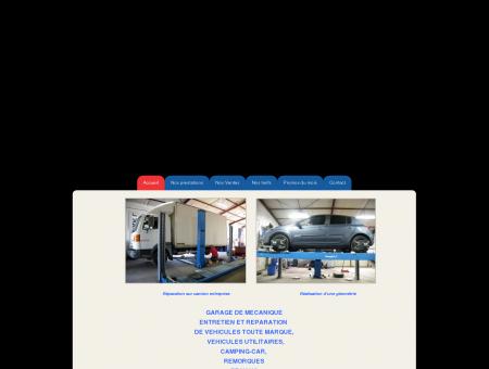 Garage entretien, réparation automobiles,...