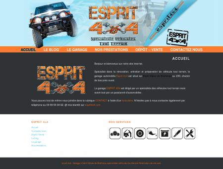 Garage Esprit 4x4 - spécialiste véhicules tout...