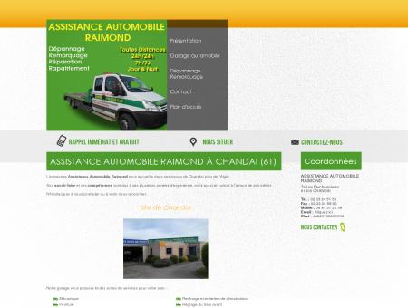 Garage automobile Chandai - ASSISTANCE...