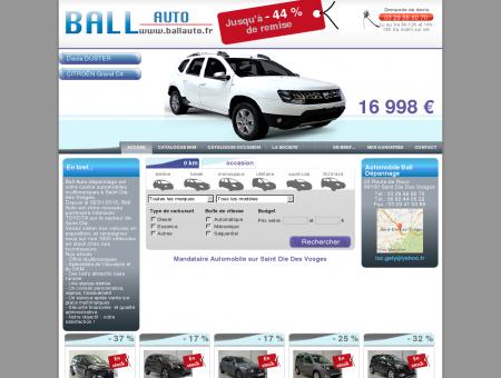 Garage Auto Ball Dépannage Réparation Vente...
