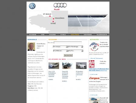 Daniel Mouton SA & SAS, Audi - Saint-Malo,...