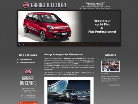 Garage anse, garage fiat villefranche | Garage...