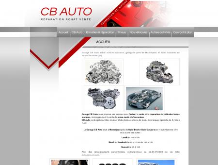 Garage CB Auto achat voiture occasion,...