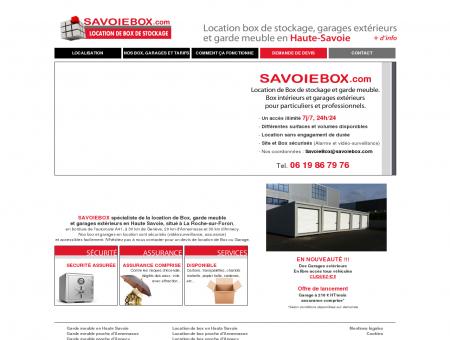 Location box Haute-Savoie - Annemasse -...