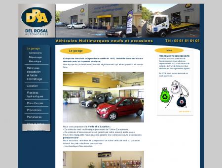 Del Rosal Automobiles : Garage automobiles à...