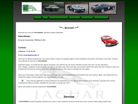 Excellence Jaguar Services, XJS Garage,...