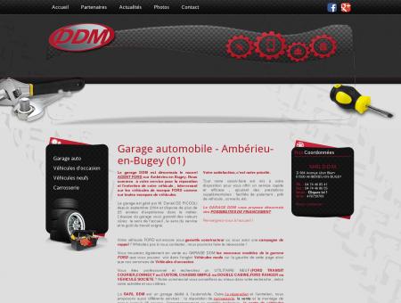 Garage automobile - Ambérieu-en-Bugey (01)