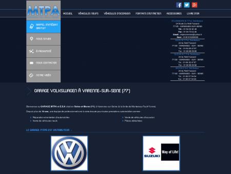 Garage  Varennes-sur-Seine   MTPA