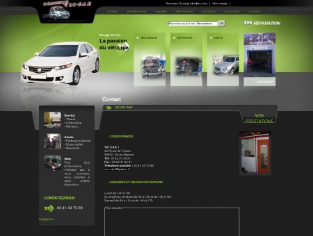 VIC CAR Vic-en-Bigorre carrosserie garage...