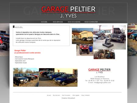 Garage Peltier, vente et réparation de véhicules...