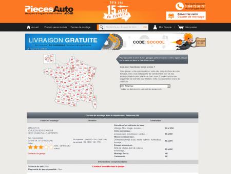 Garage auto 08, Ardennes / PiecesAuto -...