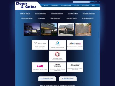 Doors & Gates: Porte garage sectionnelle,...