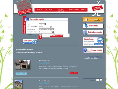 Rechercher un bien immobilier sur Soissons,...