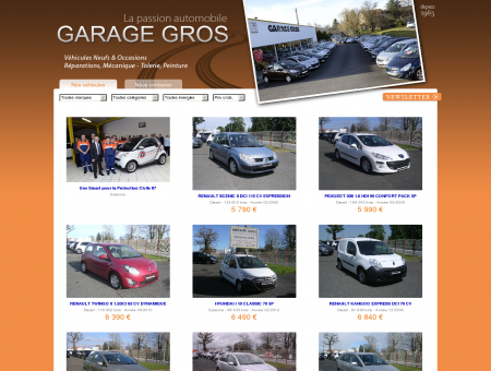 Garage Gros : Garage Automobile spécialiste...