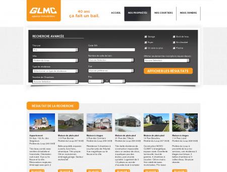 Immeubles GLMC - Agence immobilière
