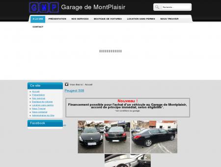 garage maubeuge
