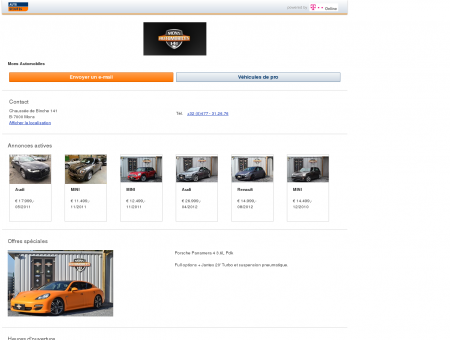 Garage Mons Automobiles: à Chaussée de...