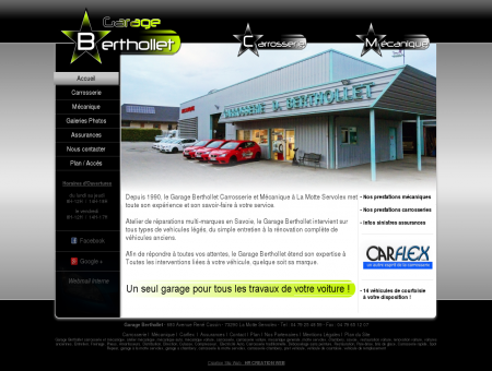 Garage Berthollet - Carosserie et Mécanique à...
