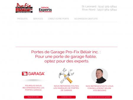 Portes de garage Montréal | Garaga Expert |...