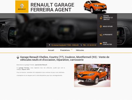 garage auto, garage renault - Chelles | Garage...