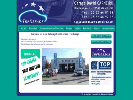 Garage David Carneiro 32140 Masseube - Top...