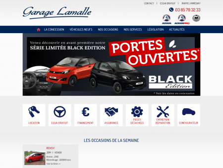Comparateur de services de garage d pannage de montceau for Garage automobile montceau les mines