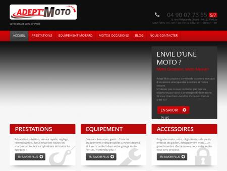 Garage Moto Pertuis |Adept'Moto