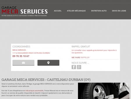 Garage auto, révision auto  Castelnau-Durban...