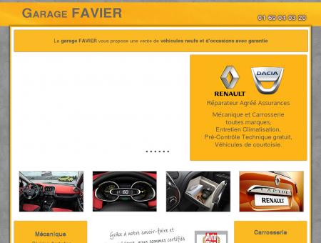 Garage Favier Renault, véhicules neufs et...