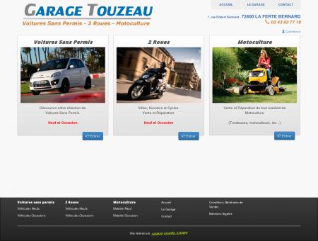 Garage TOUZEAU   Voitures sans permis, 2...