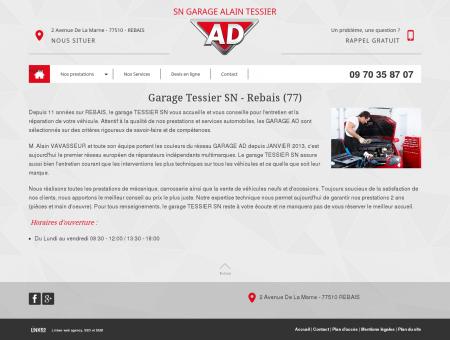 Garage Tessier SN - Rebais (77)