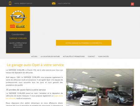 Garage automobile La Ferte Bernard - OPEL...