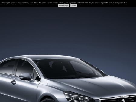 Garage Beauvais agent Peugeot - Magny-en...