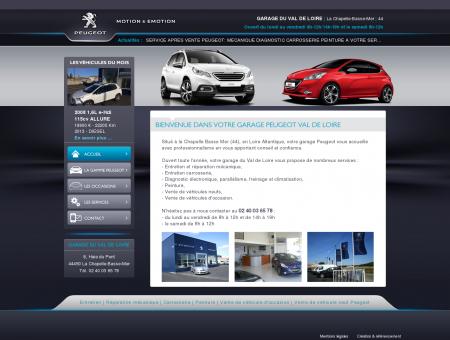 Garage Automobile Peugeot 44, proche de...