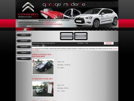 Garage Moderne - Occasions sur Avon et La...