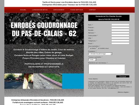 Entreprise Enrobé du PAS-DE-CALAIS - Devis...