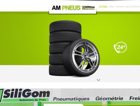 AM PNEU - Garage automobile montage de...