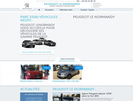 Agent Peugeot Toulon, Vente...