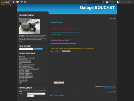 Garage BOUCHET - garage automobile,...