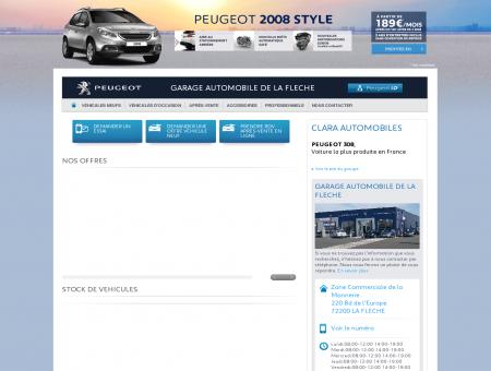 GARAGE AUTOMOBILE DE LA FLECHE, Votre...