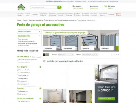 Porte de garage et accessoires - Porte d'entrée,...