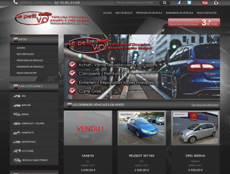 Voiture Occasion automobile - Garage...