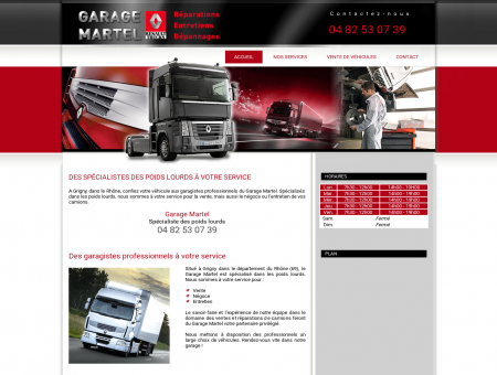 Garage Martel - Réparation, entretien et...