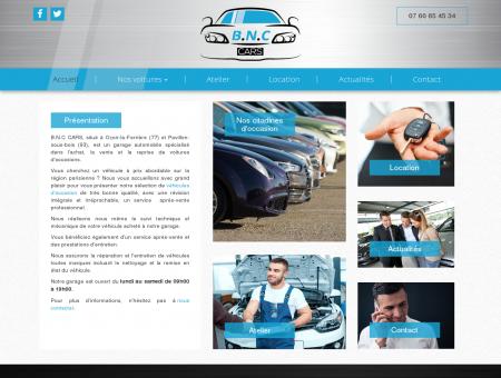 BNC Cars | BNC CARS - Garage automobile 77...